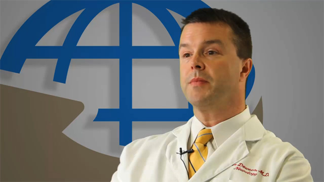 Video Thumbnail for Dr. Brian Dawson Discusses the SGMC Stroke Program