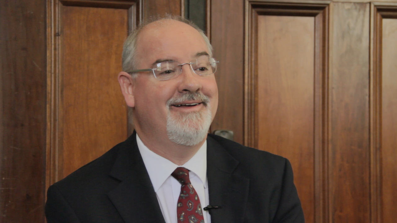 Video Thumbnail for James LaPlant Talks About the VSU and Remnant Trust Partnership